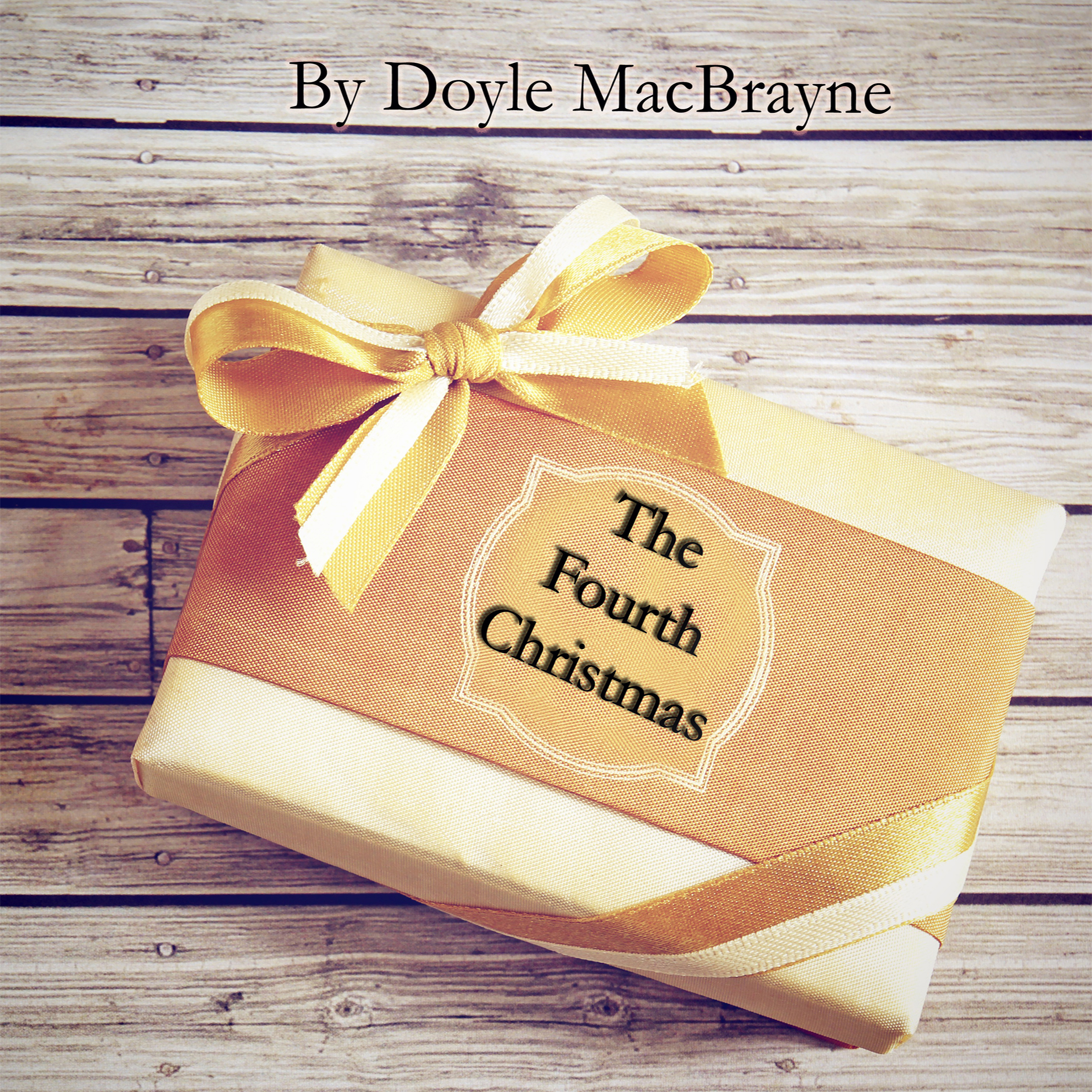 4th christmas audiobook cover