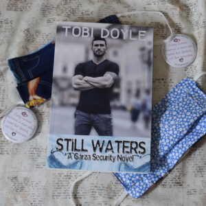 Signed copy of Still Waters available