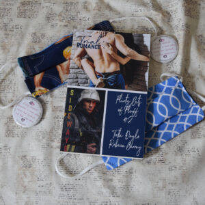 Signed copy of Trial Romance/Sideways in Giveaway